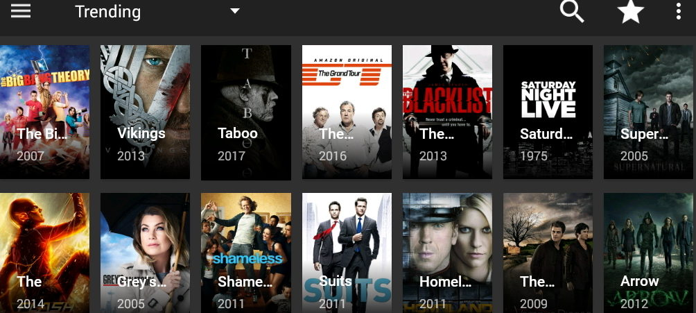 movies and tv shows app for pc