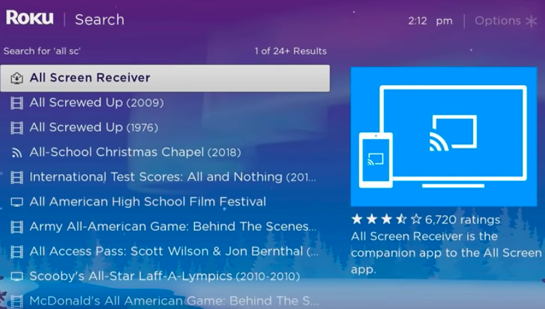 Titanium TV on Roku - Download and Install Titanium TV APK