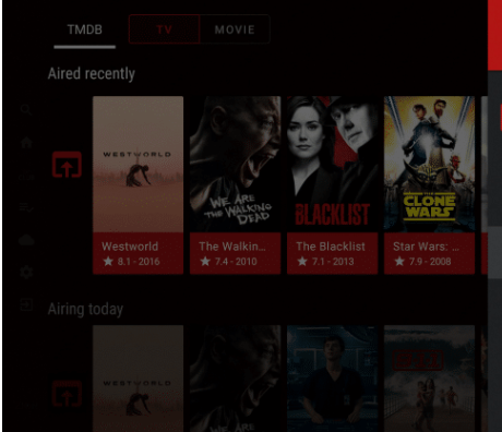Syncler App Movies & TV Shows on FireStick